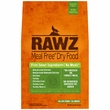 Rawz Meal Free Dry Dog Food - Dehydrated Chicken, Turkey & Chicken Recipe (20 lb)