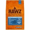 Rawz® Meal Free Dry Dog Food - Salmon, Dehydrated Chicken & Whitefish Recipe (10 lb)