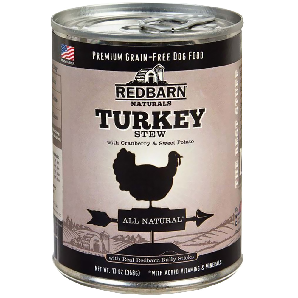 Redbarn Dog Food - Quirky Turkey (13.2 oz)