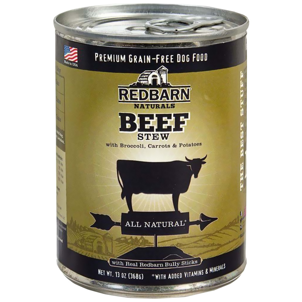 Redbarn Dog Food - Stewy Louie (13.2 oz)