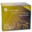 Reishi with Green Tea - Large/XLarge Dogs (30 Tablets)
