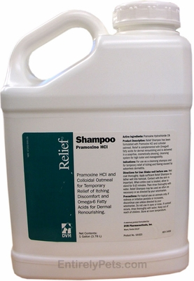Relief Shampoo - 1 GALLON