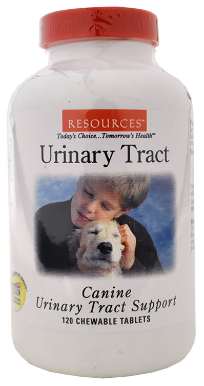 Resources Canine Urinary Tract Support (120 Tabs)