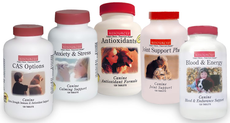 Resources dietary supplements
