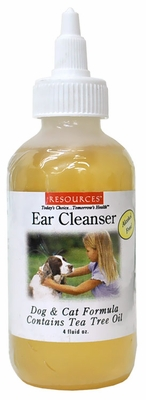 RESOURCES Ear Cleanser (4 oz)