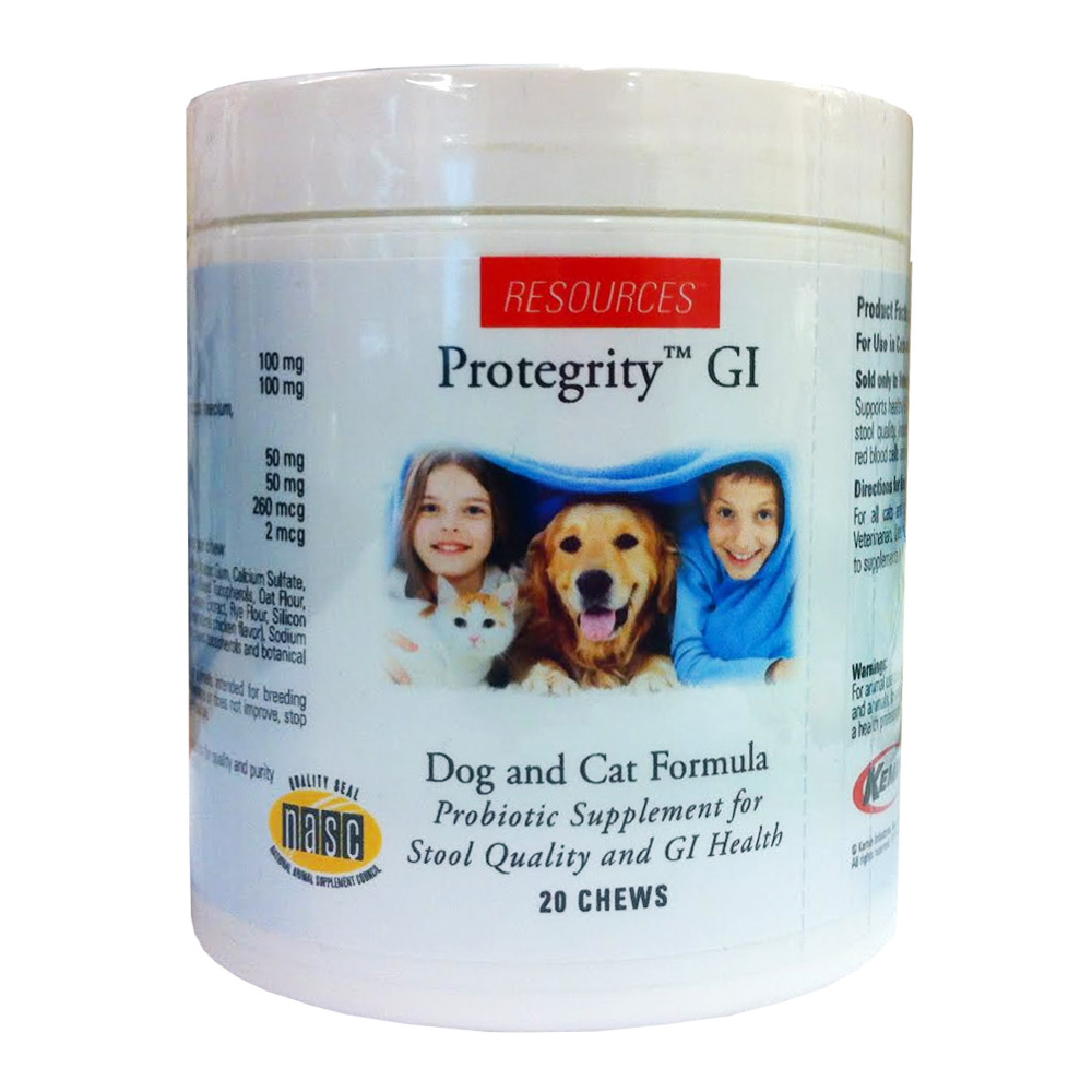 RESOURCES Protegrity GI (20 chews)