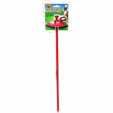 Roam-About Heavy Duty Tie-Out Stake