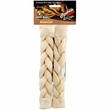 "Root Beer Twists 10"" Rawhide Braided Roll (2 pack)"