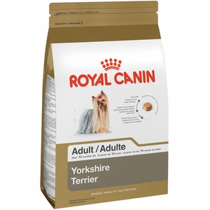ROYAL CANIN Breed Health Nutrition Yorkshire Terrier (2.5 lb)