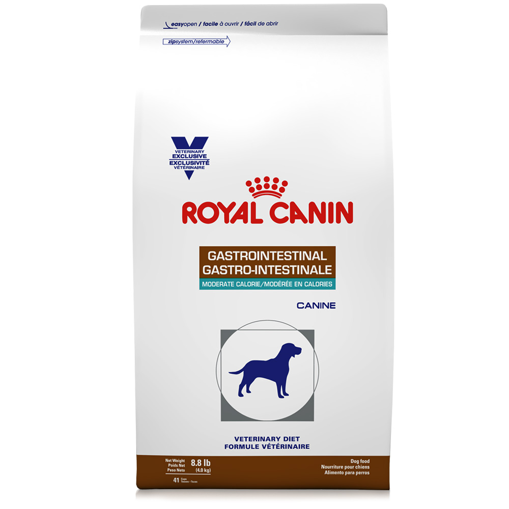 ROYAL CANIN Canine Gastrointestinal Moderate Calorie Dry (8.8 lb)