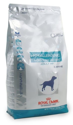 ROYAL CANIN Canine Hypoallergenic Hydrolyzed Protein Adult HP Dry (25.3 lb)