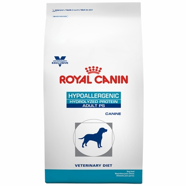 ROYAL CANIN Canine Hypoallergenic Hydrolyzed Protein Adult ...
