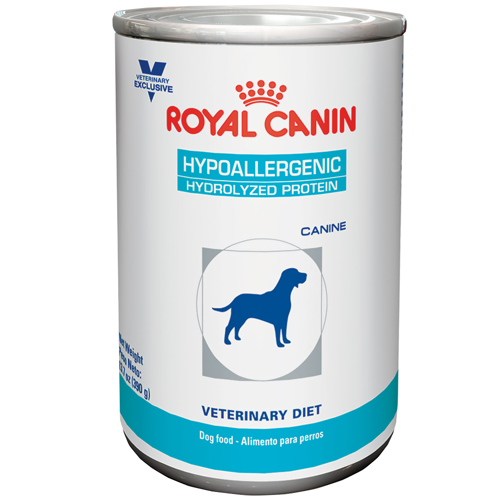 royal canin canine hypoallergenic hydrolyzed protein can. Black Bedroom Furniture Sets. Home Design Ideas