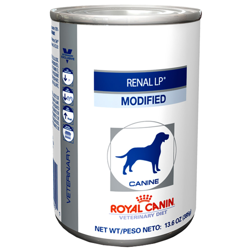 ROYAL CANIN Canine Renal LP Modified Can (24/13.6 oz)