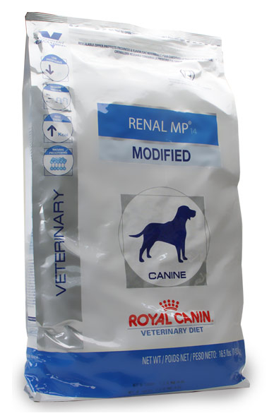 ROYAL CANIN Canine Renal MP14 Modified Dry (16.5 lb)