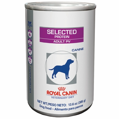 ROYAL CANIN Canine Selected Protein Adult PV Can (24/13.6 oz)