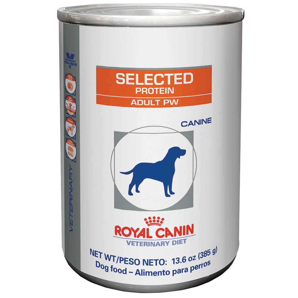 ROYAL CANIN Canine Selected Protein Adult PW Can (24/13.6 oz)