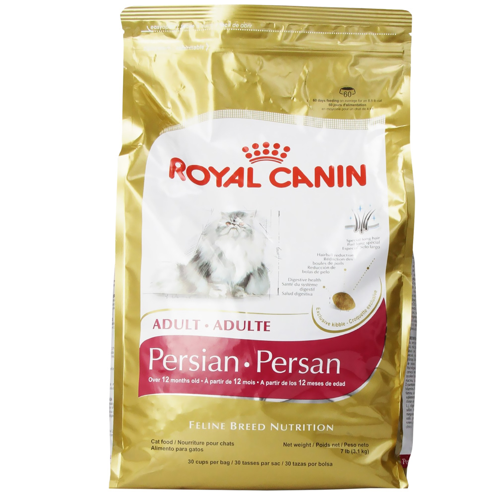 ROYAL CANIN Feline Breed Nutrition Persian (7 lb)