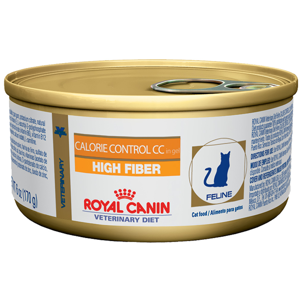 ROYAL CANIN Feline Calorie Control High Fiber Can (24/6 oz)