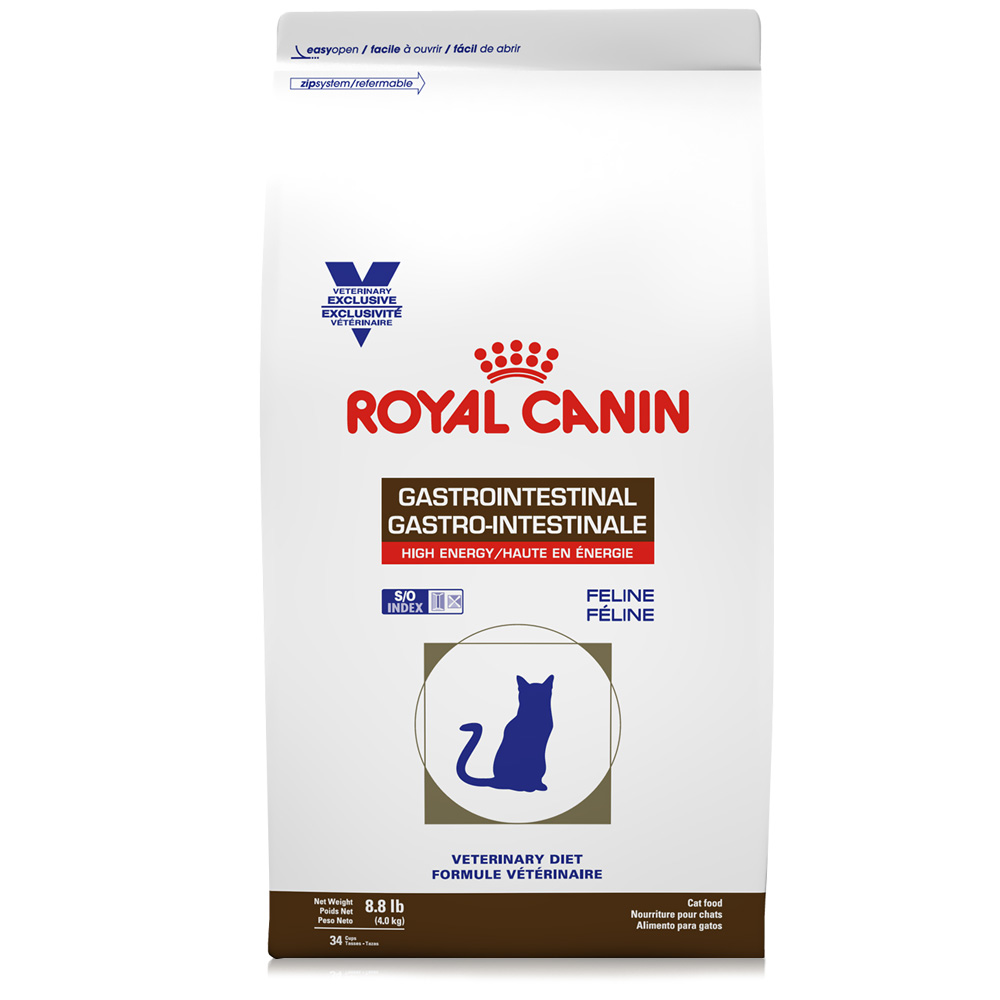 ROYAL CANIN Feline Gastrointestinal High Energy Dry (8.8 lb)