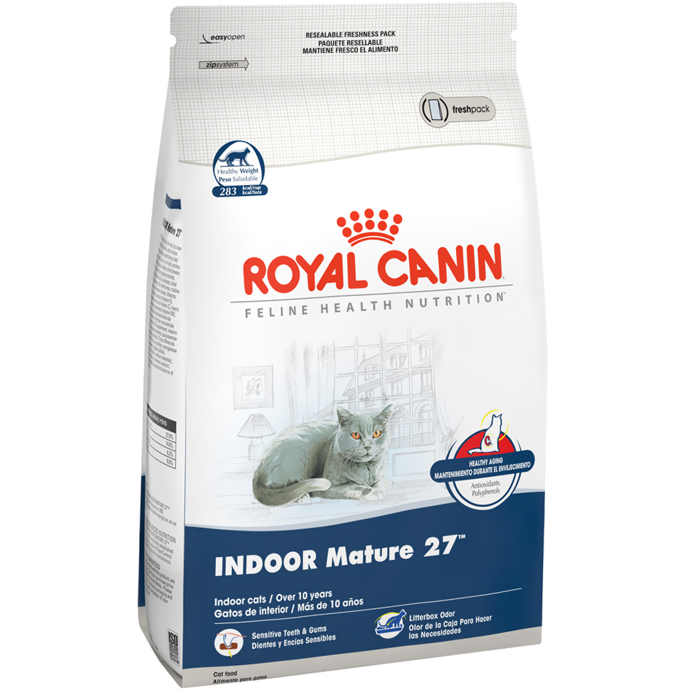 ROYAL CANIN Feline Health Nutrition Indoor Mature (5.5 lb)