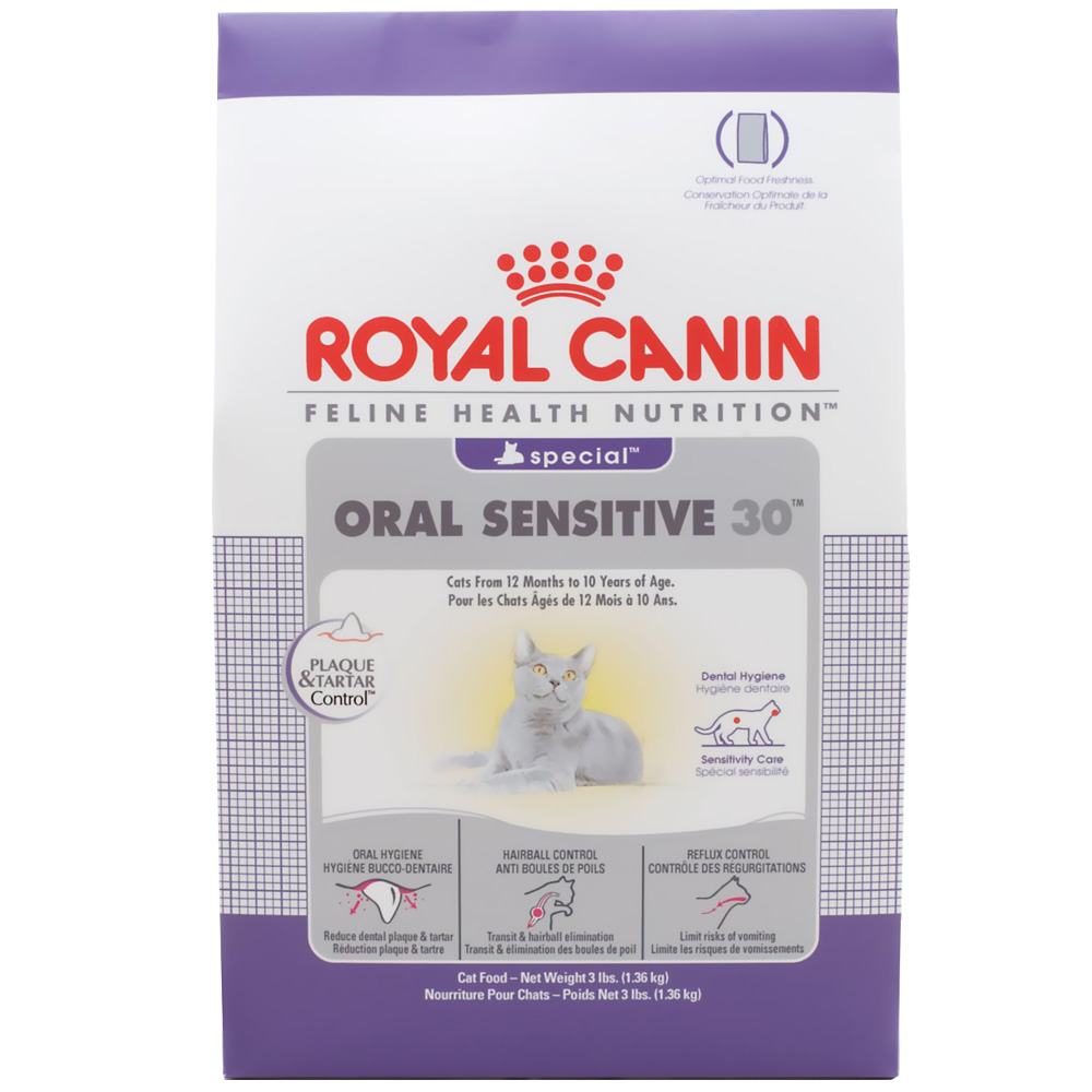 ROYAL CANIN Feline Health Nutrition Oral Sensitive (6 lb)