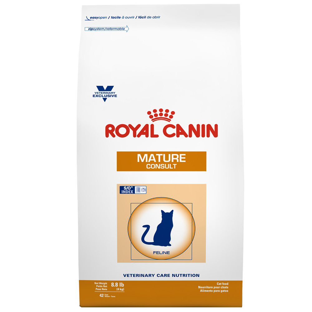 ROYAL CANIN Feline Mature Consult Dry (22 lb)