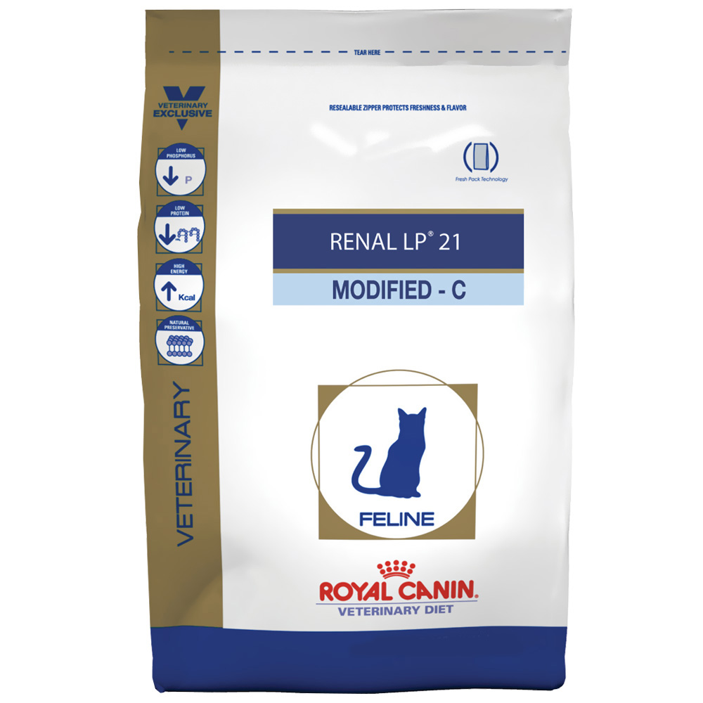 ROYAL CANIN Feline Renal LP Modified - Chicken Dry (12 oz)