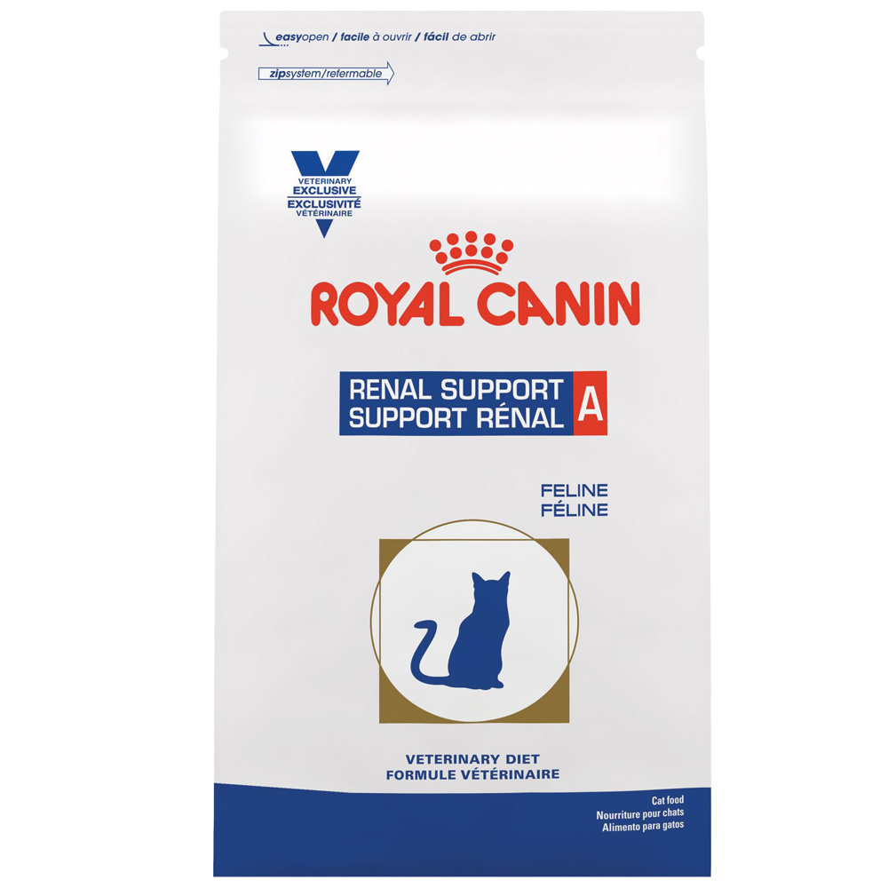 ROYAL CANIN Feline Renal Support A Dry (3 lb)