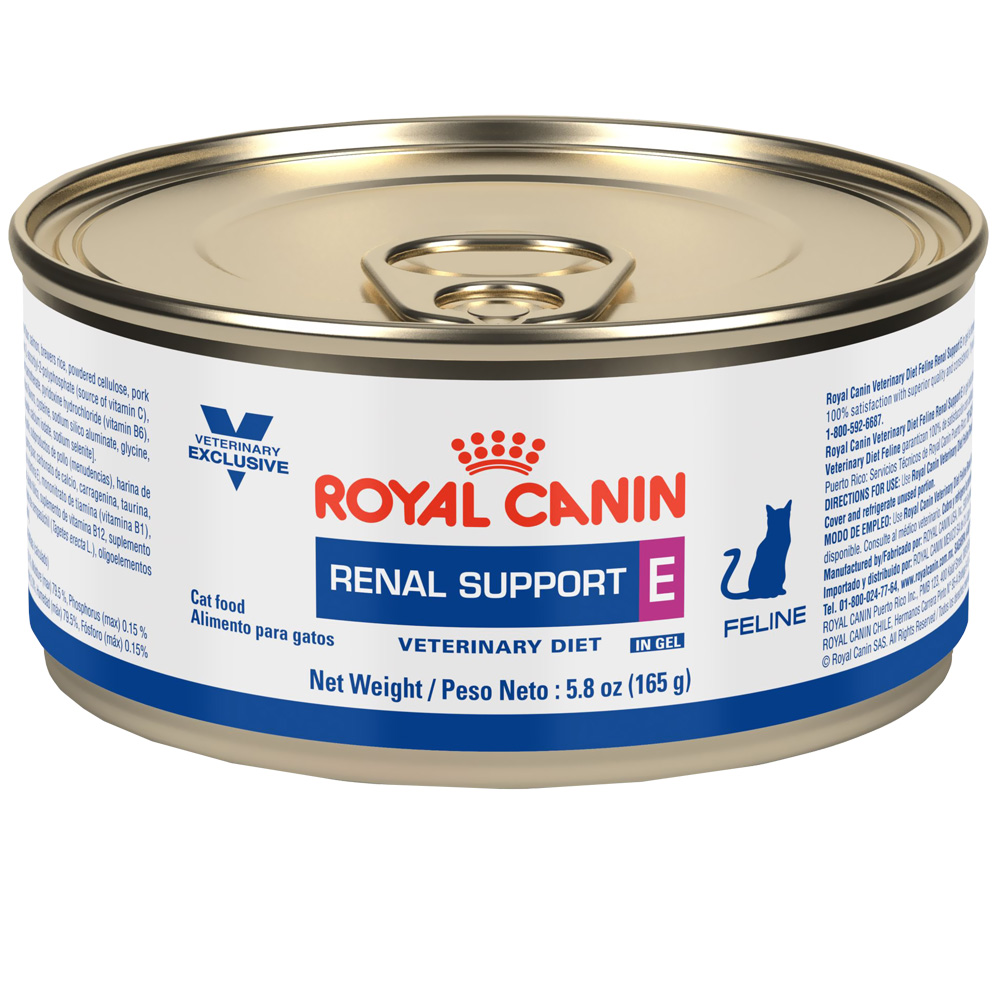 ROYAL CANIN Feline Renal Support E Wet Can (24/5.8 oz)