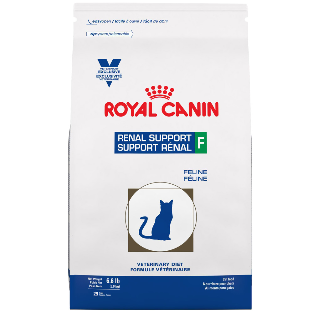 royal canin feline renal support f dry 6 6 lb entirelypets. Black Bedroom Furniture Sets. Home Design Ideas