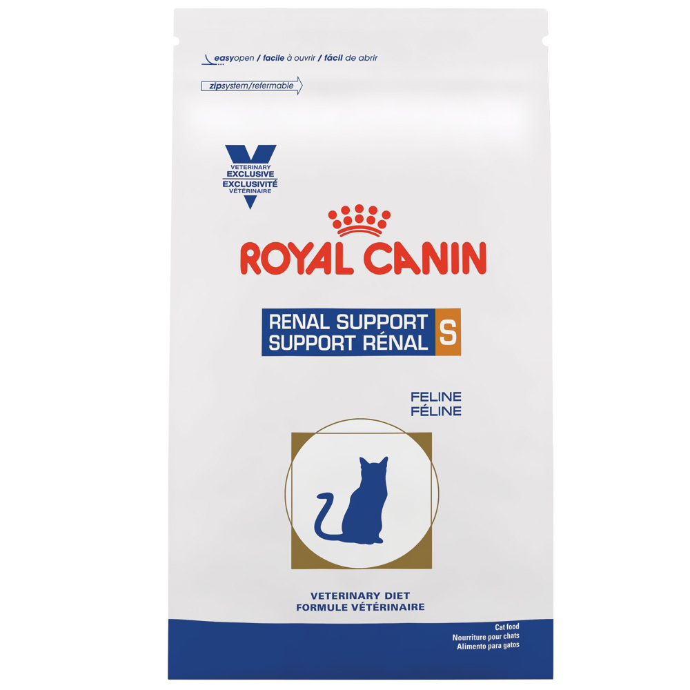 ROYAL CANIN Feline Renal Support S Dry (6.6 lb)