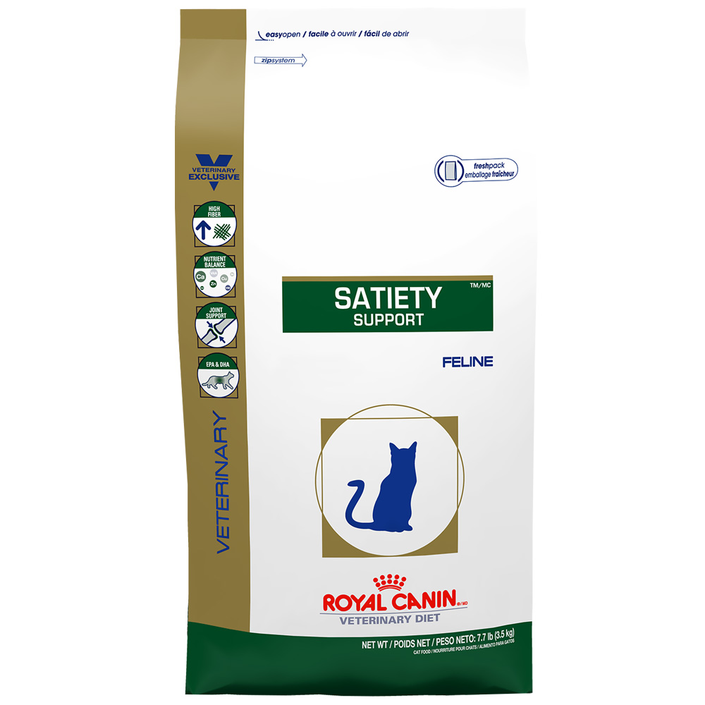 ROYAL CANIN Feline Satiety Support Dry (7.7 lb)