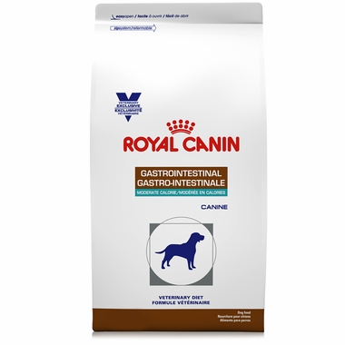 ROYAL CANIN Canine Gastrointestinal Moderate Calorie Dry (22 lb)