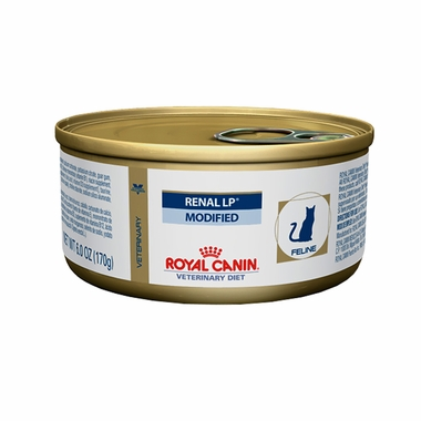 ROYAL CANIN Feline Renal LP Modified Can (24/6 oz)