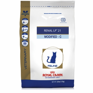 ROYAL CANIN Feline Renal LP21 Modified-C (2.5 lb)