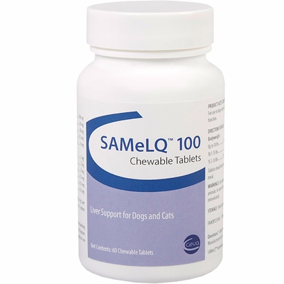 Same liver supplement for dogs