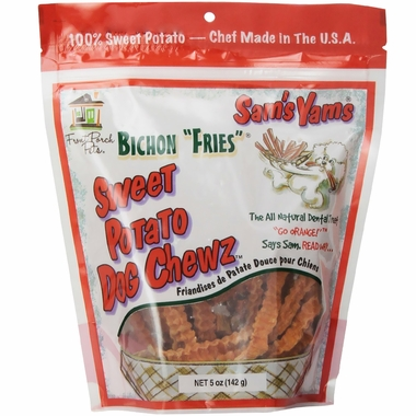Sam's Yams Bichon Fries (5 oz)