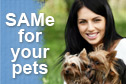 SAMe for You – SAMe for Your Pet