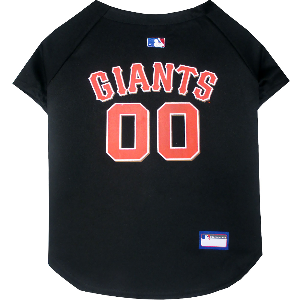 San Francisco Giants Dog Jerseys