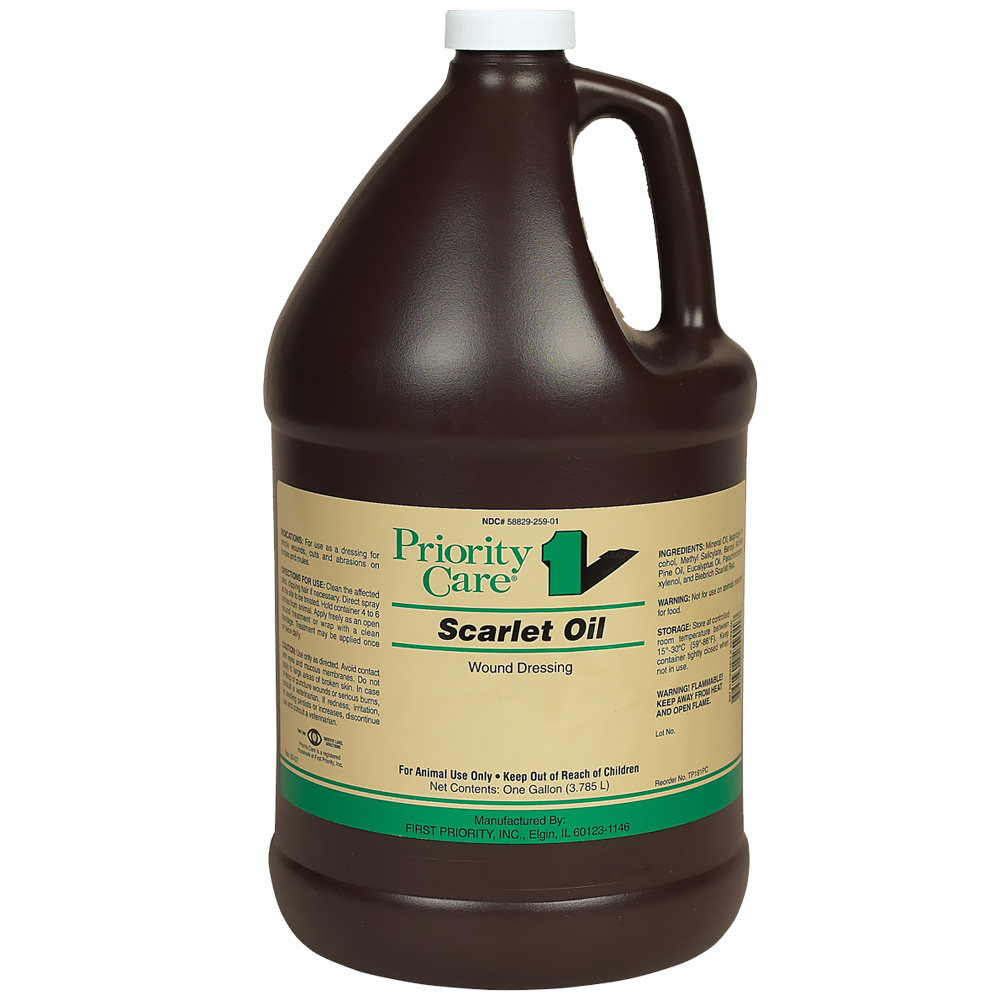 Scarlet Oil Topical Antiseptic (Gallon)