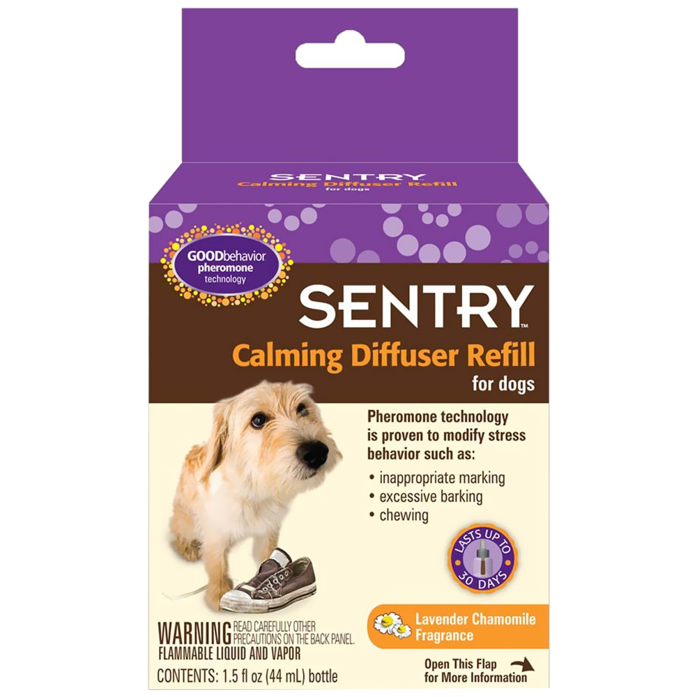 SENTRY Calming Diffuser for Dogs Refill (1.5 oz)