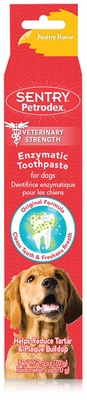 Sentry HC Petrodex Enzymatic Toothpaste Dogs Poultry Flavor (2.5 oz)