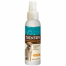 SENTRY Hydrocortisone Spray for Dogs (4 oz)