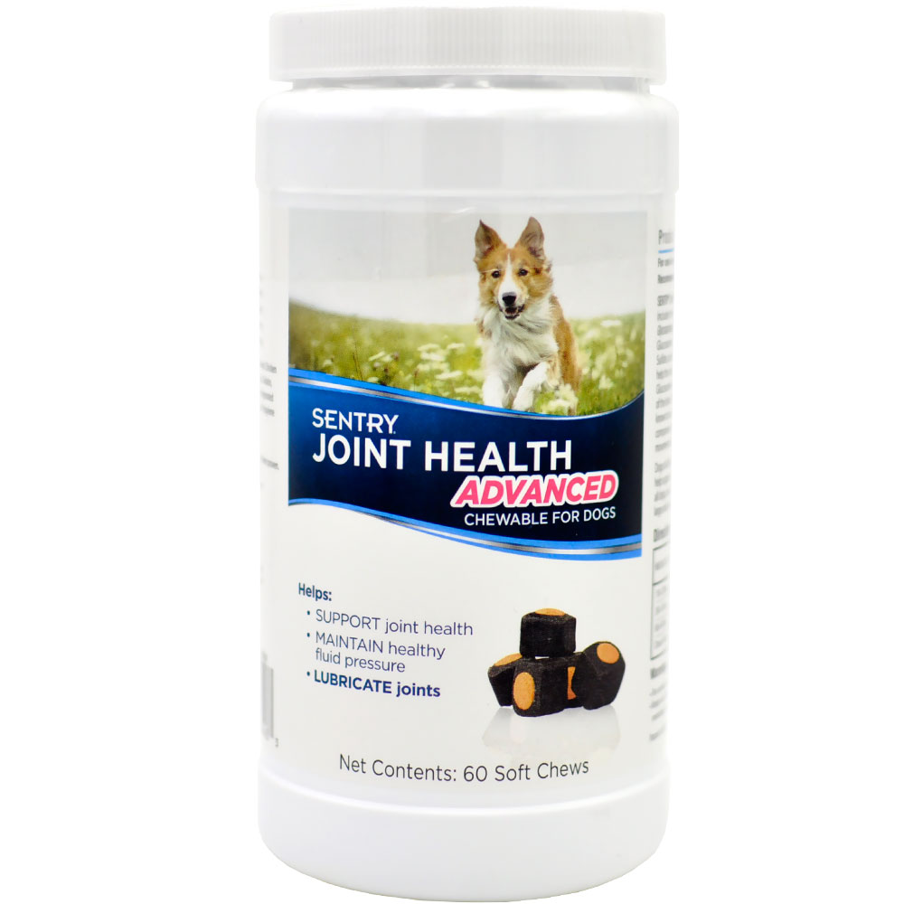 Sentry Joint Health Advanced Chewable for Dogs (60 soft chews)