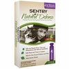 Sentry Natural Defense Flea & Tick Squeeze-On for Cats (4 pack)