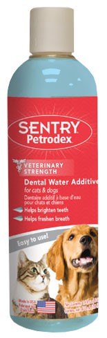 Sentry Petrodex Dental Water Additive