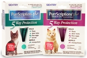 Sentry PurrScriptions for Cats