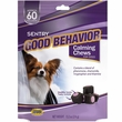 SENTRY Good Behavior Calming Chews for Dogs (60 count)