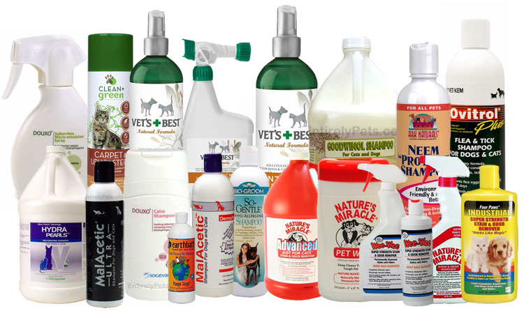 Shampoos & Sprays for Cats
